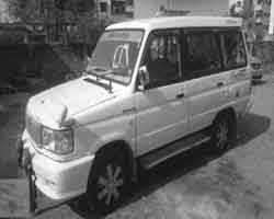 Our first Vehicle (1998)