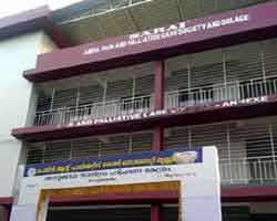 Hospice & Daycare centre of Pain and Palliative Care Society, Thrissur