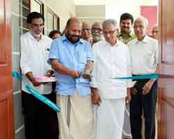 Ribbon Cutting Ceremony by State Minister for Agriculture, Adv. V. S. Sunil Kumar