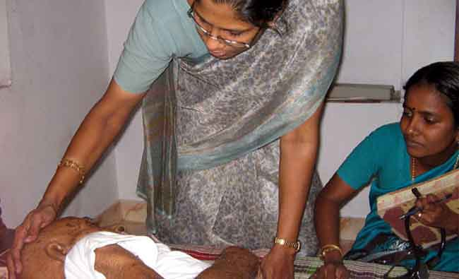 Hospice for palliative care patients